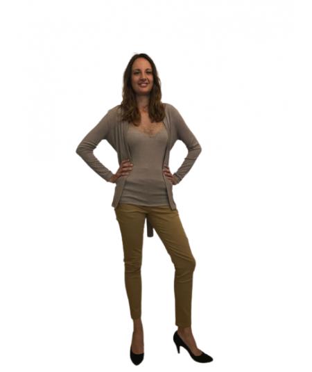Pantalone in cotone mod....