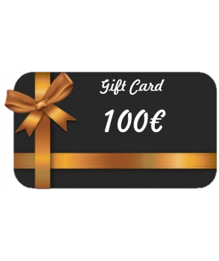 Gift Card - Valore €100,00